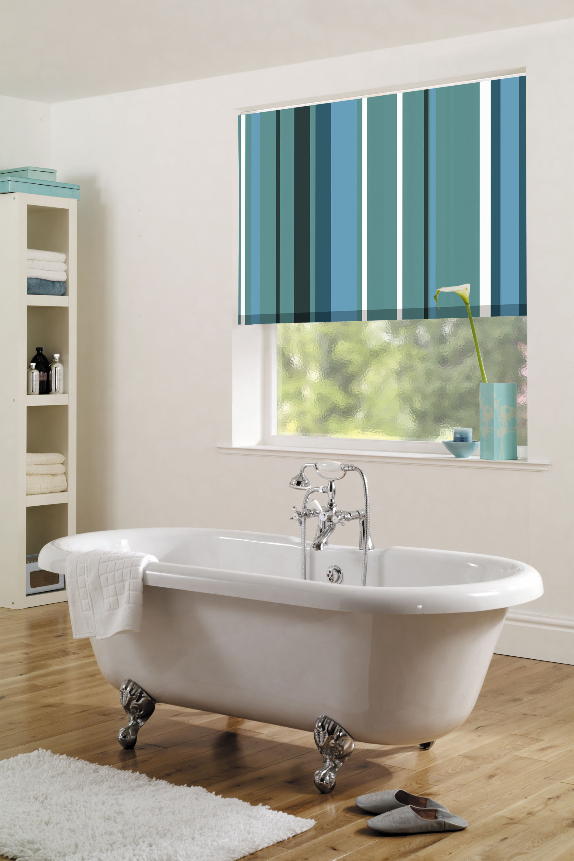 The golden question are roller blinds suitable for your for What type of blinds for bathroom