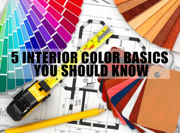 interior color basics