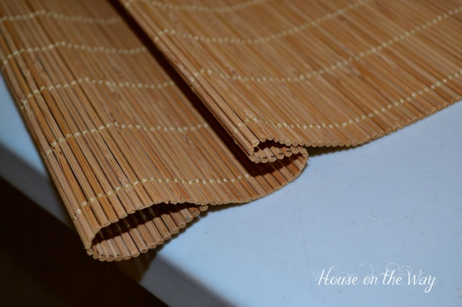 Diy Tips To Making A Faux Bamboo Roller Out Of Matts