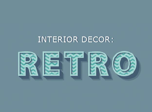Interior Design Retro